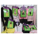 Lot of Assorted Halloween Costumes--Adult