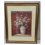 Vivian Flash large floral with great matting