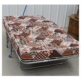 Roll away cot