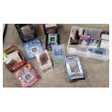 Yu-gi-oh trading cards