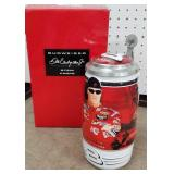 Dale Earnhardt Jr beer stein made in Brazil with