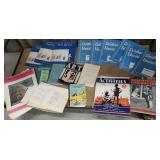 Box of early childhood education related teacher