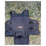 Paca bullet proof vest