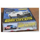 Performance accessories body lift 83-88 ford