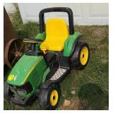John deere ride on toy does not work