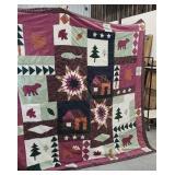 Adirondack quilt