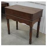 Walnut Spinit desk