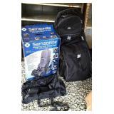 Samsonite travel golf bag
