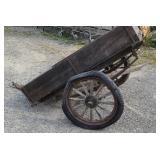 Homemade cart