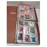 2x$ - 2 football card albums Plus many other