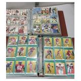 2x$ large full football card albums