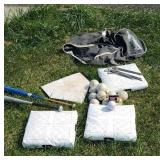 Softball and baseball gear
