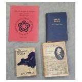 4 fairly local books - George johnson, eastman,