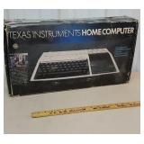 Texas instruments home computer in the original