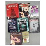 Box of vampire books