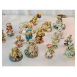 Box of cherished teddies