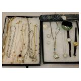 Group of miscellaneous jewelry including