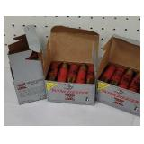 3 full boxes Winchester 12ga slugs