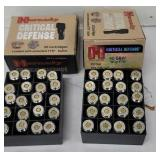2 full boxes Hornady critical defense 40 S&W