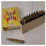 Partial box 7mm remington magnum