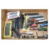 Box of Atlas +other trains & track