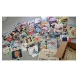 Large group of miscellaneous magazines and