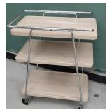 Retro Cosco kitchen cart