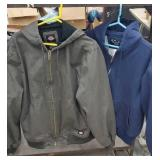 2 XL coats - Dickies & walls workwear