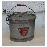 Falls city minnow bucket