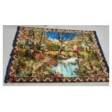 Pheasants tapestry