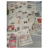 Box 1960s southern tier area newspapers that are