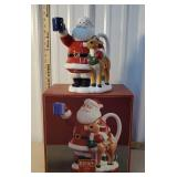 Lennox - Rudolph the Red-Nosed reindeer teapot