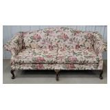 Queen anne sofa - project
