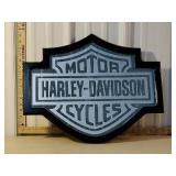 Harley-Davidson motorcycles mirror