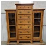 Ducks unlimited by Kincaid tall dresser with side