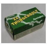 Remington 22lr thunderbolt 500rounds