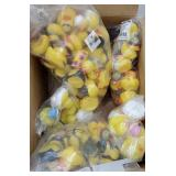 Box of rubber duckies - okay we