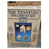 The Tennyson dollhouse kit