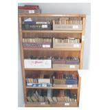 Oak Bookshelf - 3