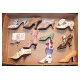 11 Porcelain Shoes