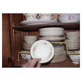 Homer Laughlin China Set service for  8+