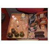 13pcs. Tea Light Sconces & Small Decorations