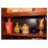 6pc Vases & Jugs