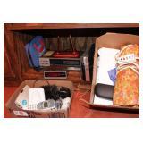 Radios, 1st Aid Kit, Heating Pad & Phones