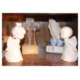 4pc Religious Figures