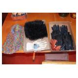 2 Boxes Gloves & Scarves