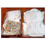 2 Boxes Table Linens