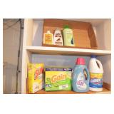 Laundry Detergents, Bleach, Hand Lotion