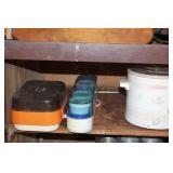 Crock Pot Slow Cooker & Yogurt Culture Machines