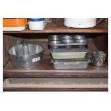 6pc Aluminum Bakeware